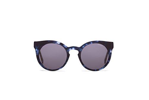 Komono KOM-S2009 Crafted Lulu Indigo Demi - Revolve Sunglasses