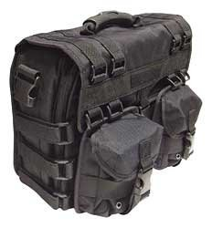 Ps Products Day Bag Spodb Range Bag Black Soft 14'' X 6'' X 11'' Spodb by PS Products