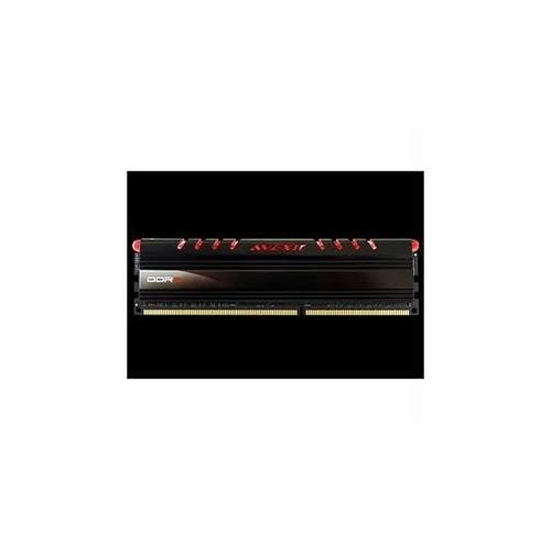 Avexir 0051907026457memoria RAM de 4GB, Rojo