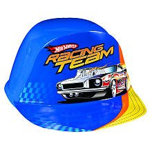 Hot Wheels Blue Pit Crew Hat (1 Per Package)