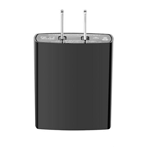 (Carga r?pida 2.0) CHOE adaptativa cargador r?pido Turbo cargador con Qualcomm Tecnolog?a para el Motorola Droid Turbo, Samsung Galaxy Note 4 / Nota Edge, ...