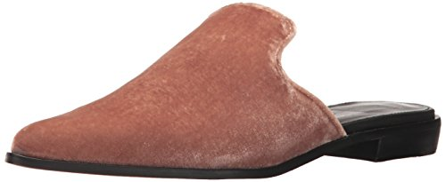 Dolce Vita Women's Holli Mule, Rose Velvet, 7.5 Medium US - Dolce Vita Womens Rose