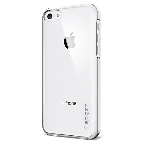 Spigen Ultra Fit Crystal Case for iPhone 5C