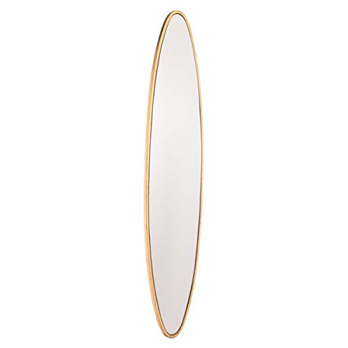 Design Gold Oval (Zuo Oval Mirror, Gold)