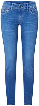 "Pepe Jeans Damen Jeans New Brooke Blue Denim 30""""32"