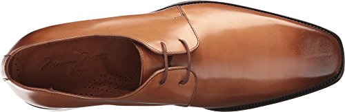 Massimo Matteo Mens 2-eye Blucher Whisky