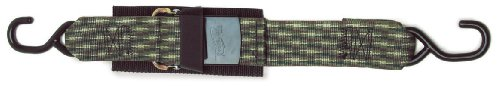 BoatBuckle Camo Kwik-Lok Transom Tie-Down, 2-Pack, 2-Inch x 2-Feet (Boatbuckle Boat Pad)