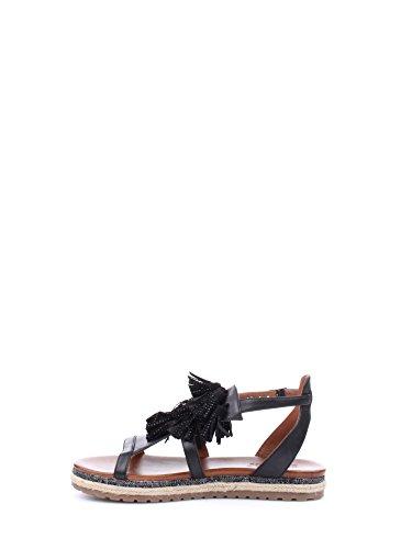 Mujer Docksteps nbsp;Sandalias DSE103509 black Black YUHYOFPxwq