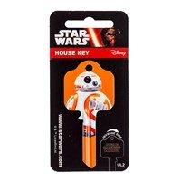 Disney's Star Wars - BB8 Key Blank - UL2 - Blank only, will need to be cut Keys-Cut