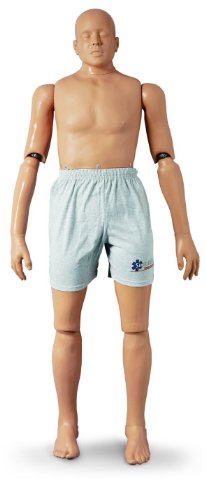 Simulaids Rescue Randy Manikin (105 lbs Weighted) - 1335