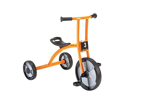 Childcraft Tricycle, 14 Inch Seat Height, Yellow - 1398981