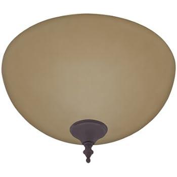 Hunter 28593 Swirled Marble Glass 12 75 Inch Bowl Light