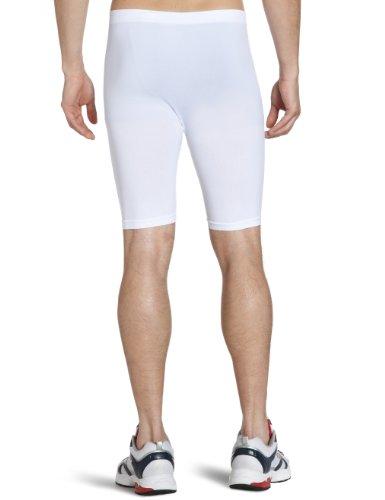 Puma Et Court Homme Blanc Moulant Bodywear Pour Short RR4rAz