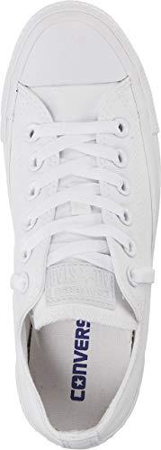 Blanc Blanc Adulte De Star All Converse monochrome Chuck Taylor Cass X7Rxwq