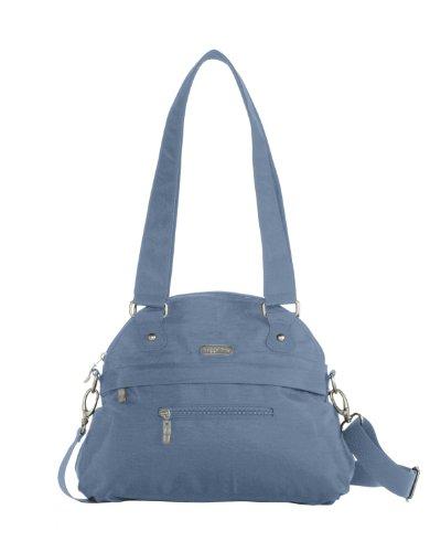 Baggallini Luggage Odyssey Bag, Steel Blue, One Size