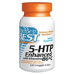 Doctor's Best 5-HTP Enhanced