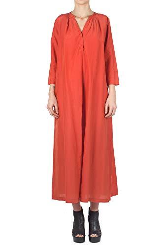 Arancione estate 2019 Donna MomonìAbito Modr013 Primavera Cicinizz 8nwvm0N
