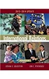International Relations : 2013-2014 Update Plus NEW MyPoliciLab with EText -- Access Card Package, Goldstein, Joshua S. and Pevehouse, Jon C., 0205972152