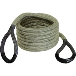 BUB176655BKG 3/4'' X 20' Renegade Bubba Rope with Black Eyes by BUB176655BKG