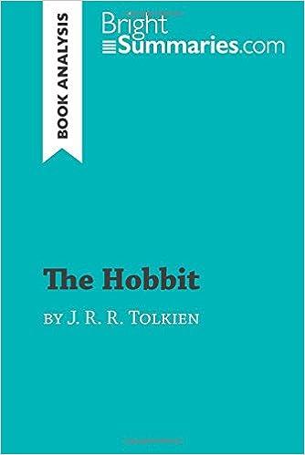 The Hobbit Summary & Study Guide Description
