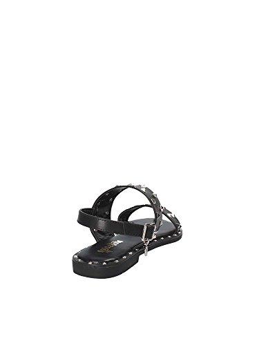 Black Women Gold Sandals JB733 A18 XBBqpA