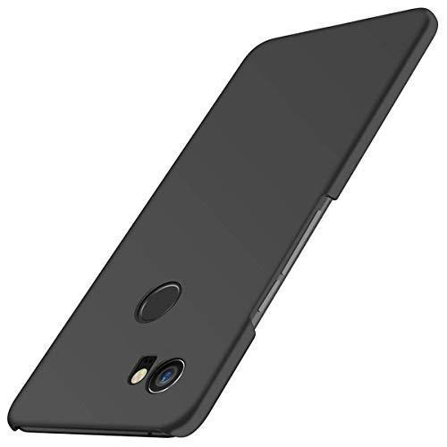 Case Compatible for BlackBerry KEY2 Case,Ultra-Thin PC Hard Plastic Anti-Scratch Slim Premium PC Protective Phone Case Cover for BlackBerry KEY2 (Black, BlackBerry KEY2)