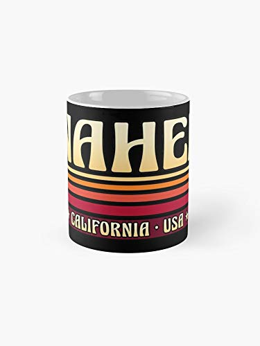 Anaheim CA California 11oz Mug - Great gift for family and friends. ()