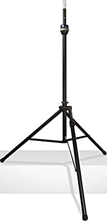 ULTIMATE TS-99B'TeleLock Oversized Heavy Wall Aluminum Tubing' Speaker Stand - Black Ultimate Support TS99B