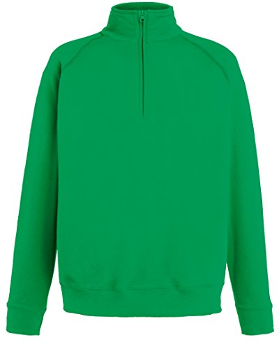 The Lightweight Loom Fruit 14 Green Bottle Sml Sweatshirt Of Zip 2xl Neck taille Couleurs FwqxIH5IE