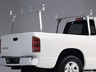Hauler Racks Universal Removable Aluminum Truck Rack - Fits Full-Size Trucks (6.5ft.-8ft. Bed), Model# ULTRAHDFULL-1 ()