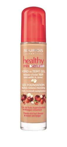 Bourjois Fond de Teint Healthy Mix Extension Serum Foundation for Women, # 58 Hale Fonce, 1 Ounce