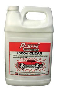 Rusfre RUSTPROOFING/Clear/1 GAL (RUS-1000-6C) by Rusfre (Image #1)
