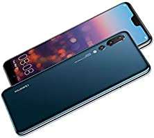 Huawei P20 Pro - 128GB, 6GB RAM, 4G LTE, Midnight Blue