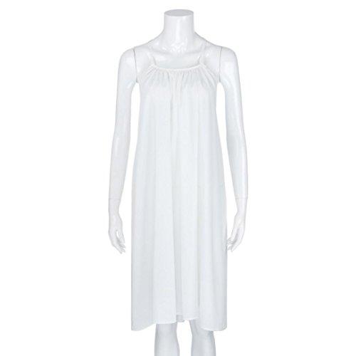 Jupe Jupe Pas Dentelle Chic sans Dentelle Femme Cher Blanc Femme Manches Dos DIANFR Robe De Plage Blouse 4qHnwXOW