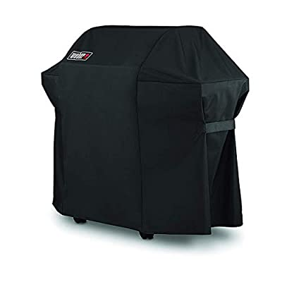 Weber Grill Cover 7106 Cover for Spirit 200 and 300 Series Gas Grill (52L x 26W x 43H inch) from Wecover