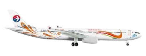 daron-herpa-china-eastern-yunnan-a330-300-peacock-diecast-aircraft-1500-scale
