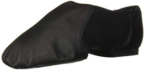Bloch Neo-Flex Jazz Shoe S0495L, Black, 6 M US