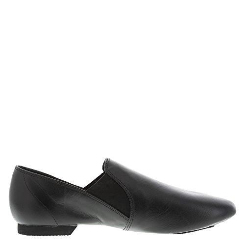 American Ballet Theatre for Spotlights Womens Twin Gore Jazz Shoe Black T7srHFh