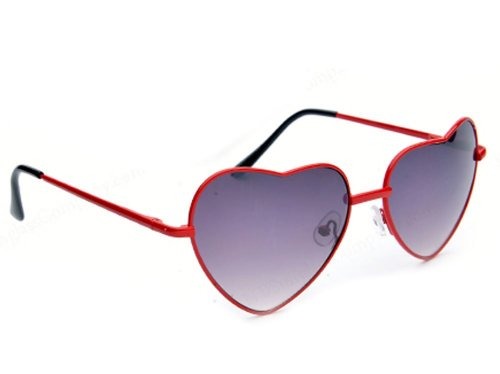 Heart Shaped Aviator Celebrity Shades product image