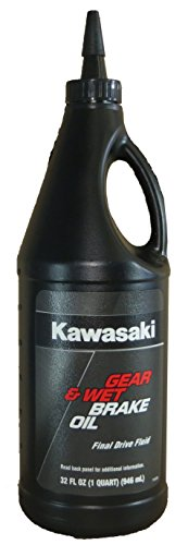 Kawasaki K61030-004B Gear And Wet Brake Oil, 1 Quart