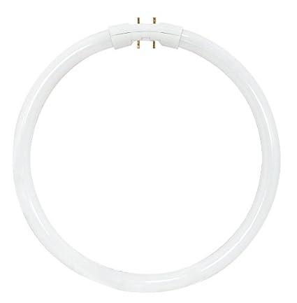 Satco S8161 3000k 55 Watt 2gx13 T5 Circline High Performance Lamp