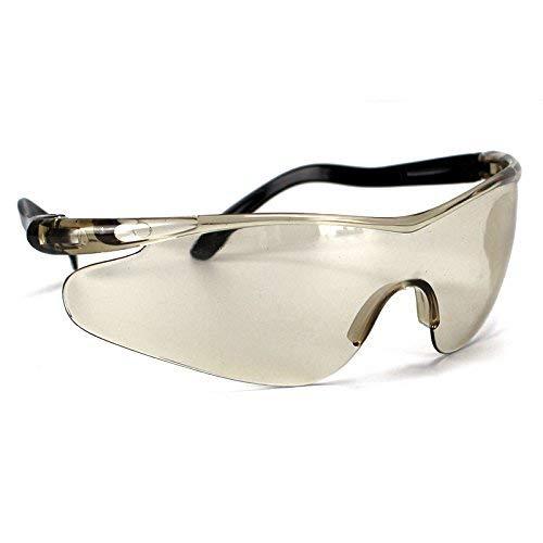1PC plastica occhiali di sicurezza per bambini per Nerf Gun accessori occhi Protecter Outdoor Kids Gifts Toy Gun,3colori, Blue Tianu