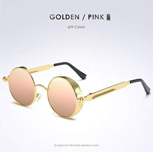 Las Ciclo Los De Hombres goldframepowder Goldframepowder Ultravioleta Sol De Polarizaron De Opcionales Los Gafas Protección Vidrios UV400 zwpqnEHwx4