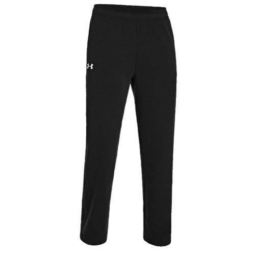 Under Armour Men's UA Rival Fleece Team Pants (Black, Large)