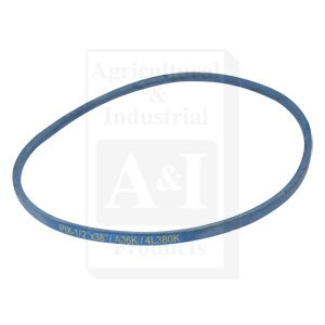 "1/2"" X 38"" Blue Kevlar Belt, Use To Replace Ariens 07200021, 07200429, 07236200, Craftsman Murray 585416, 585416MA by Pix"