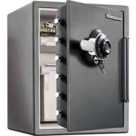 SentrySafe SFW205DPB XX Large Combination Fire Safe