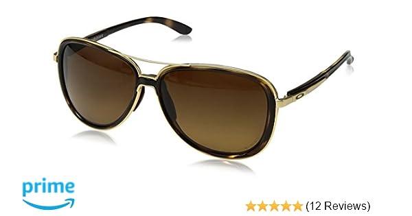 e300acc13c Amazon.com  Oakley Men s Split Time Polarized Sunglasses