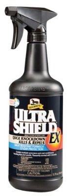 UltraShield EX Brand Residual Insecticide & Repellent - 32 (Fly Shield)