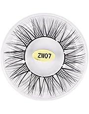 Fake Eyelashes False Eyelashes Eye Makeup Natural Long Thick Lashes for Eyelashes Extension