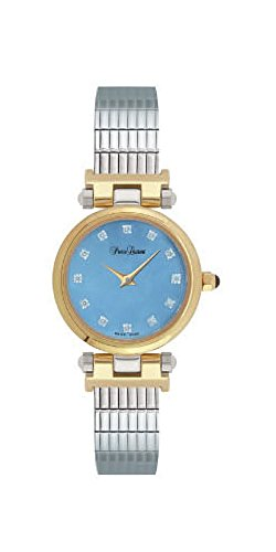 Pierre Laurent Ladies' 12-Diamond 23.5mm Swiss Watch, 22120
